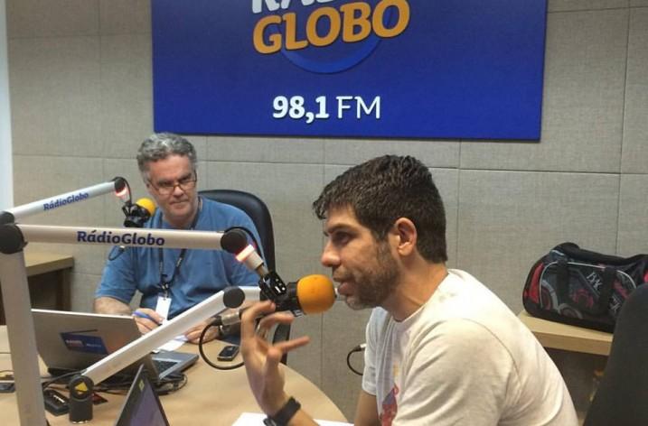 Futebol de Verdade: César Martins e D'Alessandro