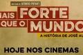 Zico recomenda a cinebiografia de José Aldo