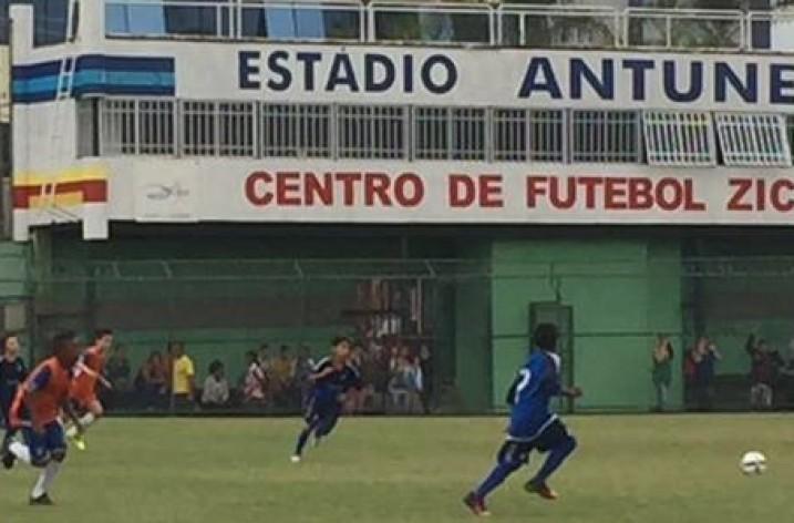 Copa Zico: Semifinais serão disputadas nesta segunda-feira