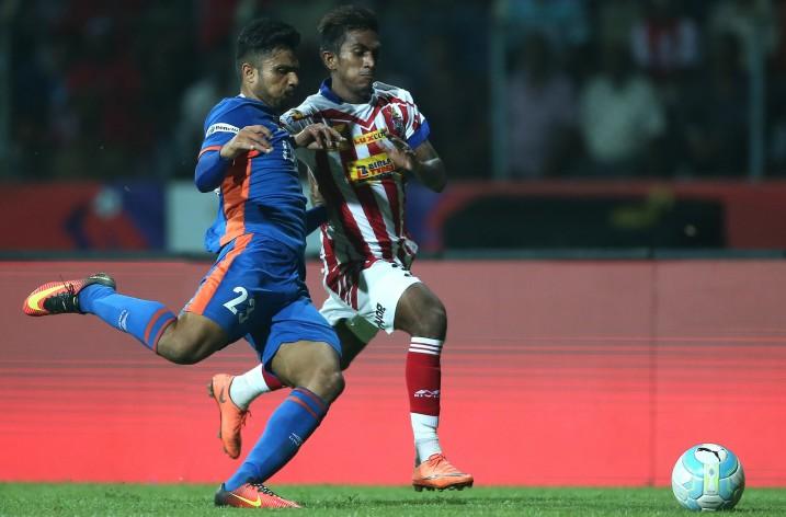 Goa empata fora de casa com o Atlético de Kolkata