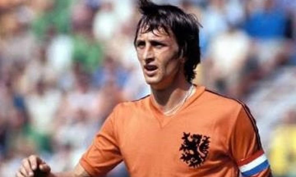Morreu um dos cinco maiores jogadores que vi atuar: o holandês Johan Cruyff