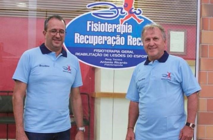 Clínica de Fisioterapia é inaugurada no Centro de Futebol Zico