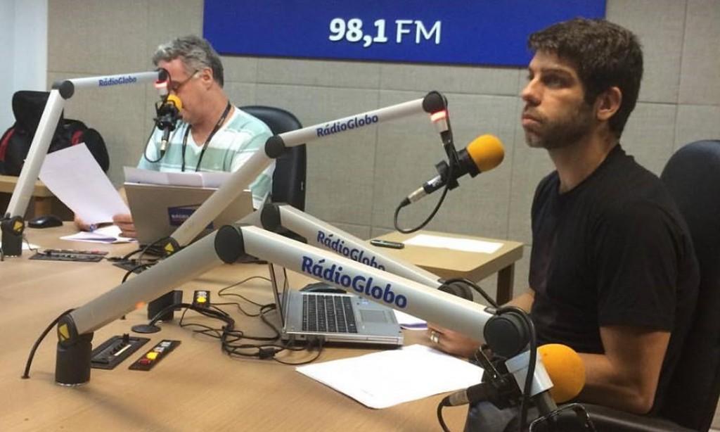 Futebol de Verdade: Lucas Silva e Roberto de Andrade foram os convidados da semana
