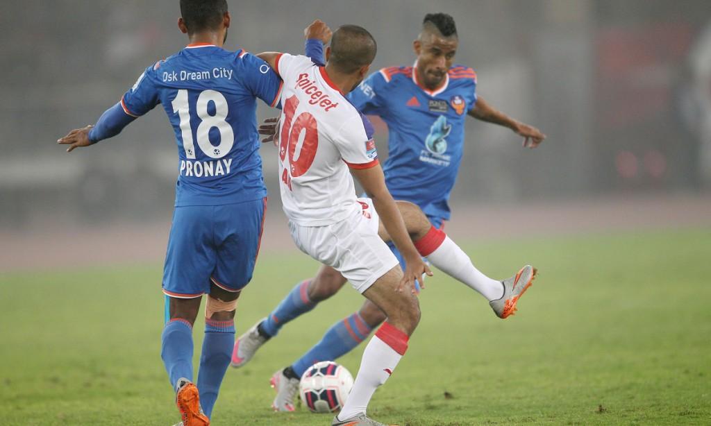 Goa perde por 1×0 no primeiro jogo das semifinais