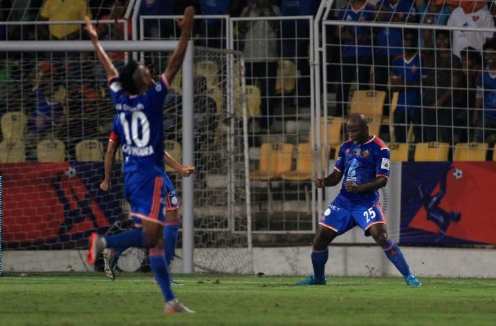 Goa goleia Mumbai por 7×0 e se isola na liderança
