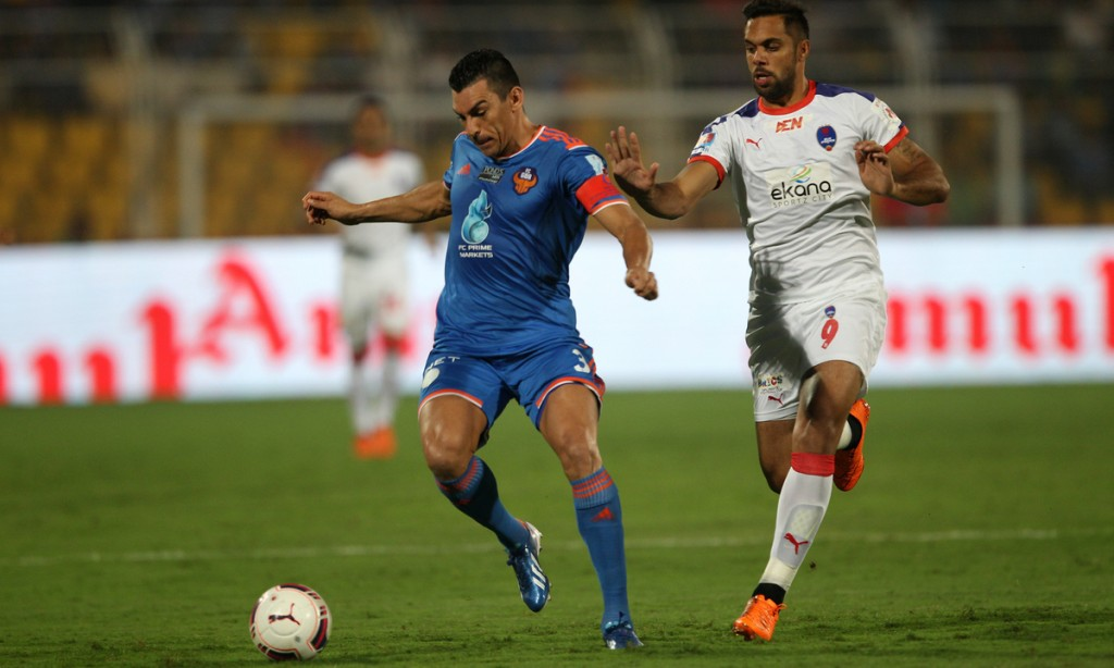 Goa vence em casa e se classifica para a final da Indian Super League