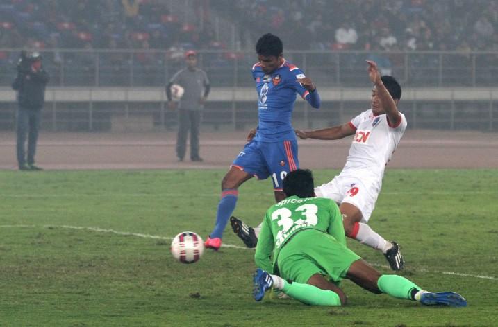 Goa vence fora de casa e termina a primeira fase da Liga Indiana na liderança