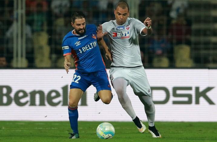 FC Goa perde para o Pune City