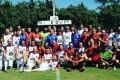 Centro de Futebol Zico recebe pelada para ajudar o Flamengo