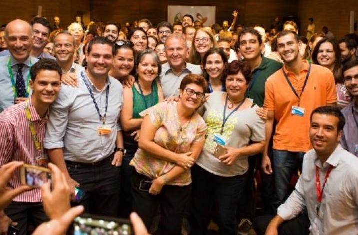 Galinho visita Comitê Rio 2016