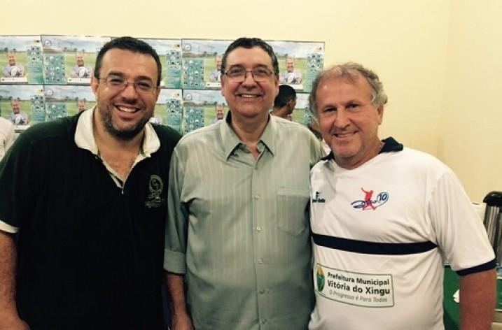 Congresso de Educação e Esporte Zico 10 recebe palestras de educadores