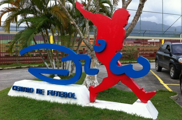Centro de Futebol Zico completa 21 anos