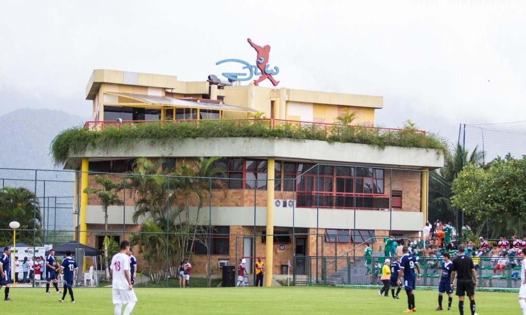 Parabéns ao Centro de Futebol pelos 19 anos!