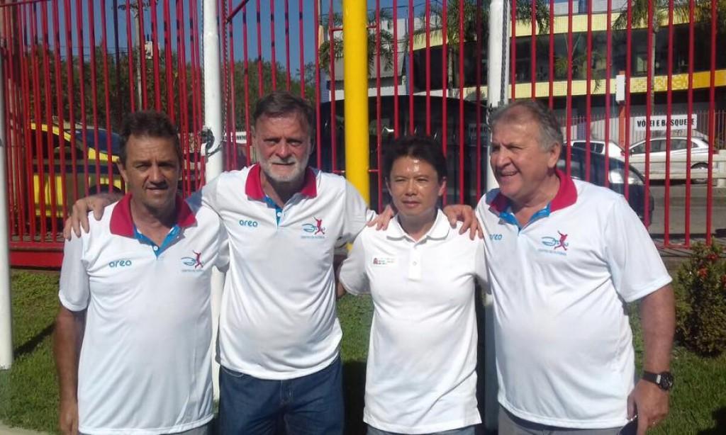 Começa a Copa da Amizade Brasil – Japão