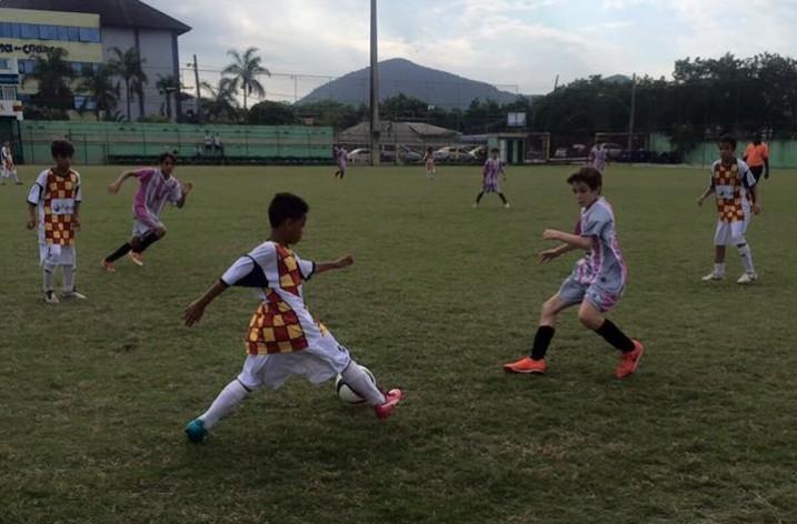 Definidos os finalistas da Copa Zico 2015