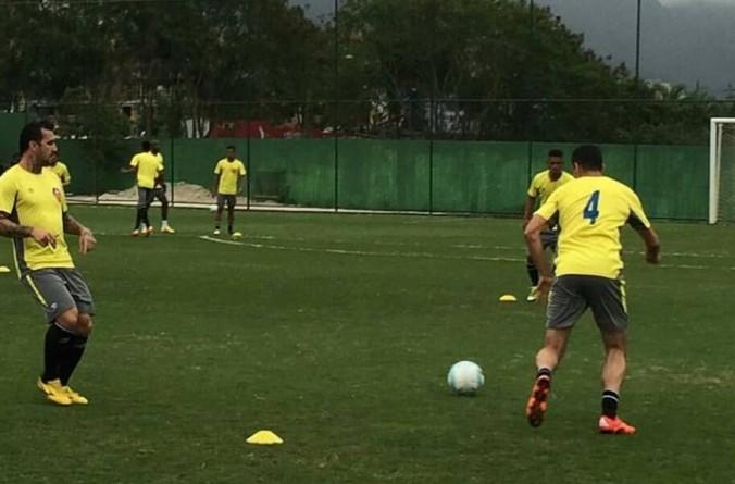 FC Goa faz amistoso contra o Bangu neste sábado