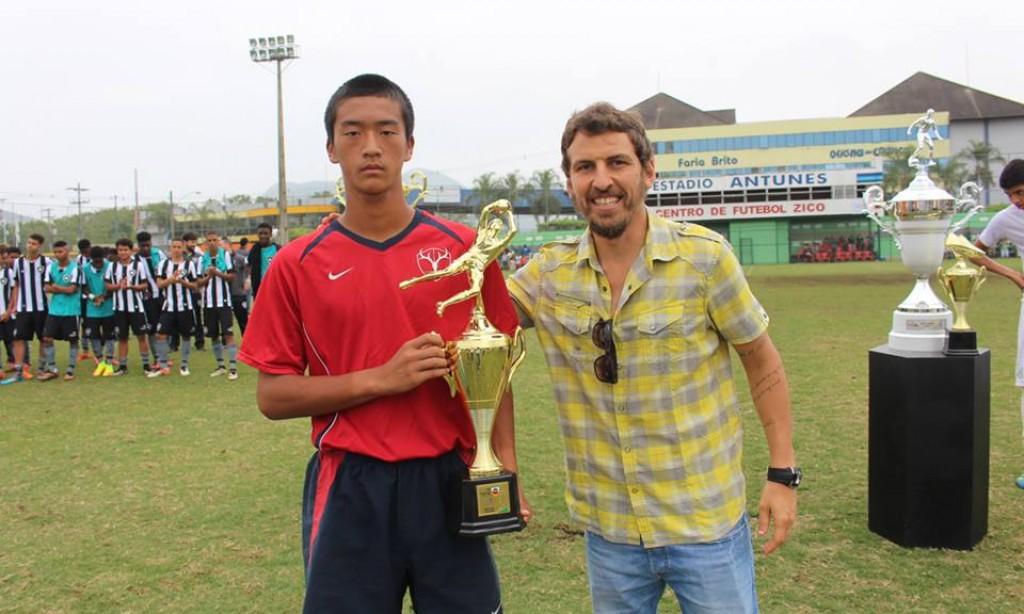 Santos é o campeão da Copa da Amizade Brasil – Japão
