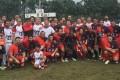 Centro de Futebol Zico recebe evento para ajudar o Fla Master