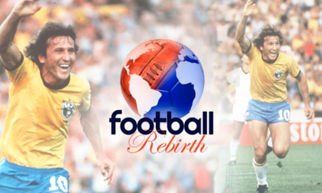 Football Rebirth: Zico lança Ong para reerguer o futebol