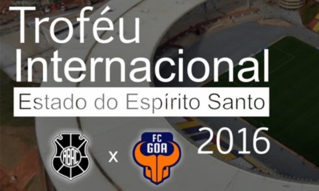 Goa enfrenta o Rio Branco no Troféu Internacional Estado do Espírito Santo