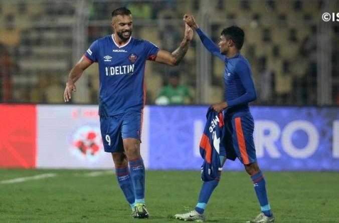 Em casa, FC Goa vence NorthEast United de virada