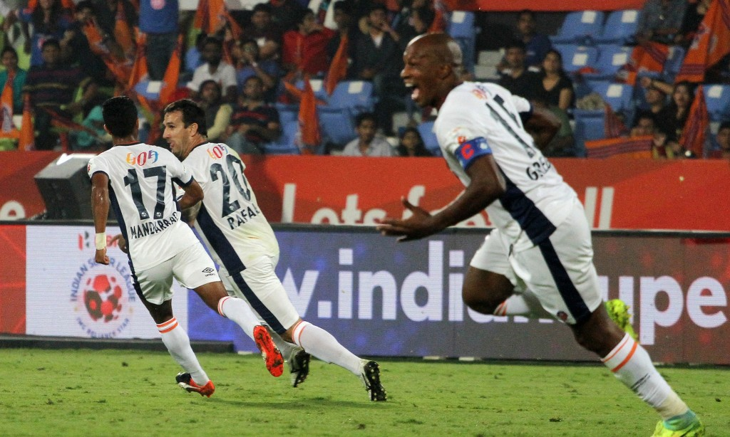 Fc Goa vence Pune City e se mantém vivo na Indian Super League