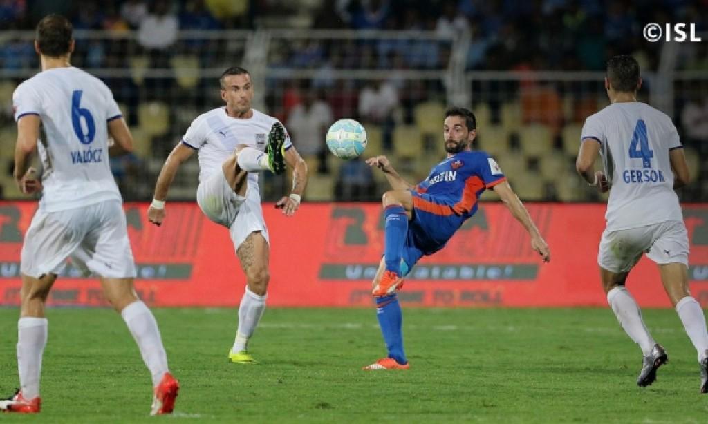 FC Goa empata com Mumbai City
