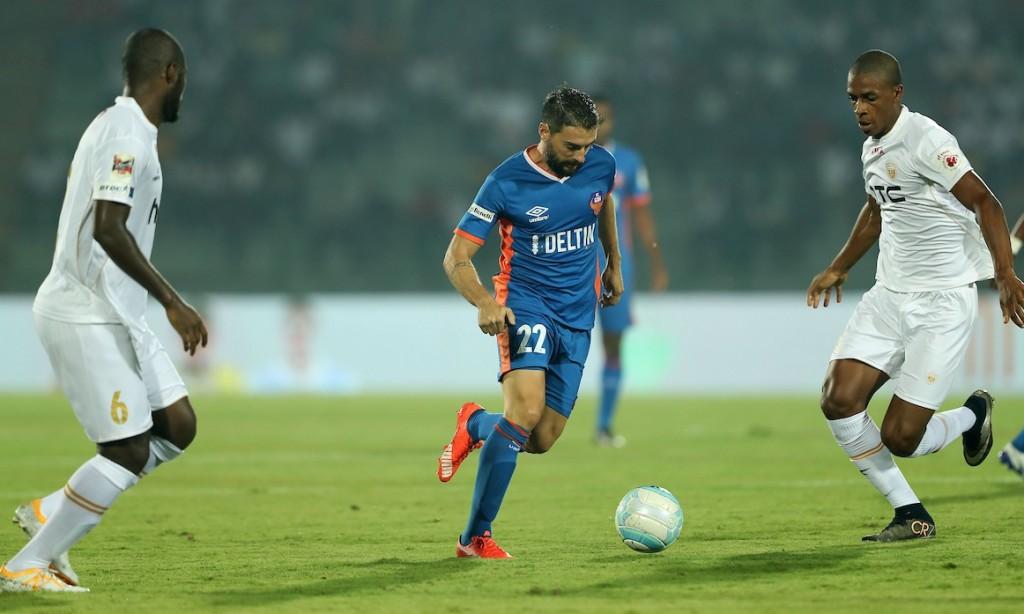 Fc Goa estreia com derrota na Indian Super League