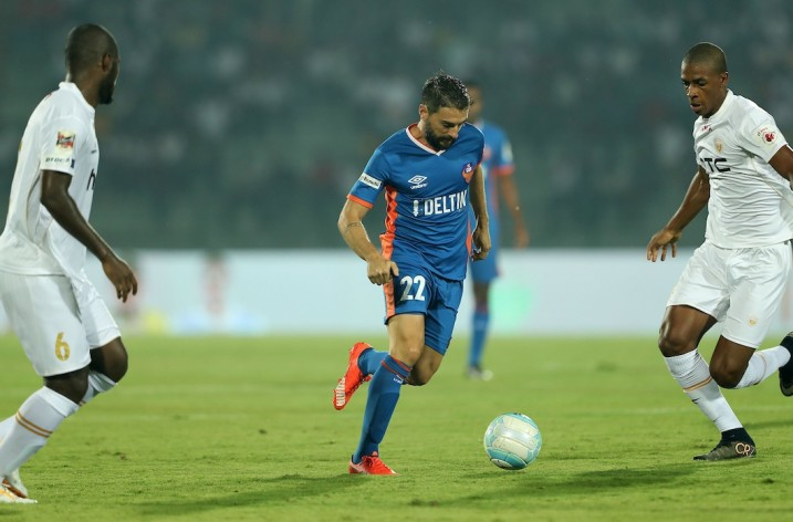 Fc Goa estreia com derrota na Indian Super League