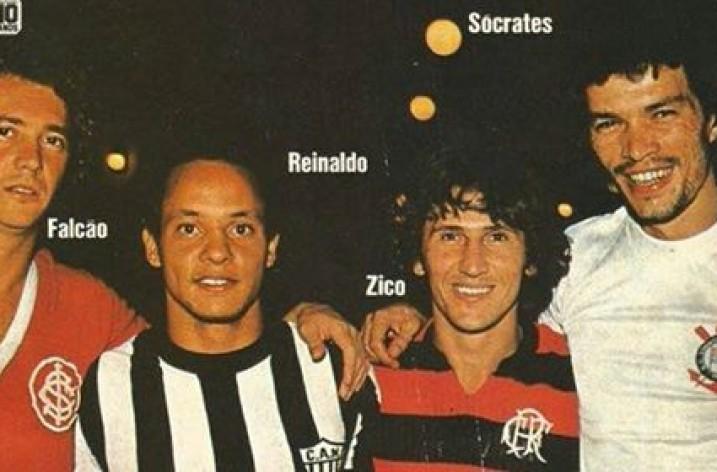 Baú do Zico: Brasileirão de 1982