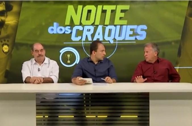 Noite dos Craques: Seleção Brasileira