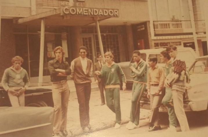 Baú do Zico: Torneio Pre-Olímpico de 1971