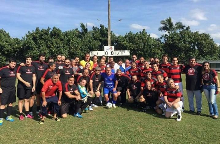 CFZ recebe evento para ajudar o Flamengo