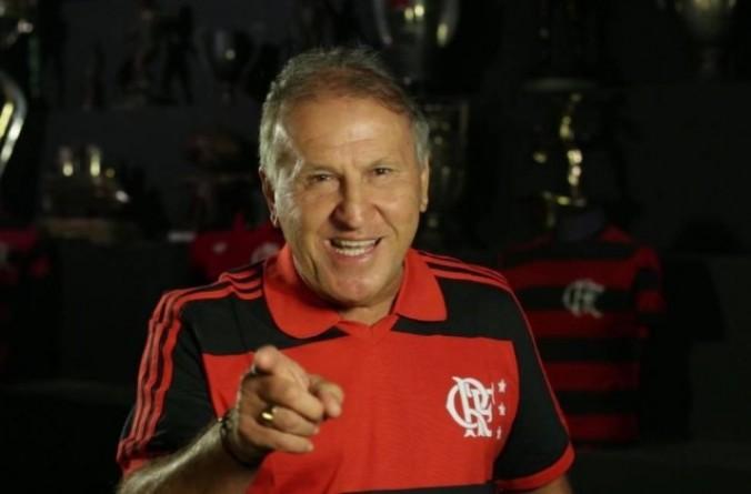 Flamengo e Zico fecham parceria para lançamento de produtos licenciados
