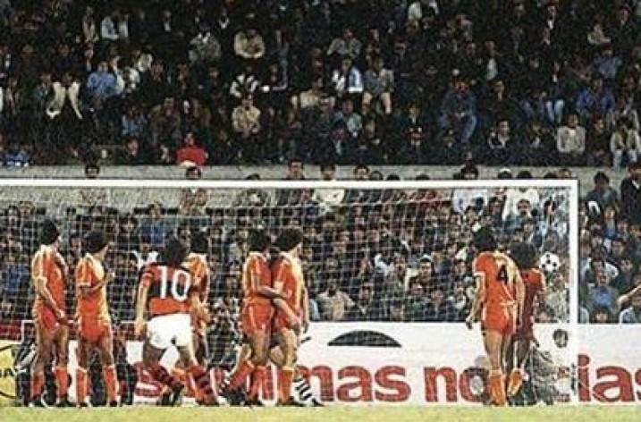Baú do Zico: Final da Libertadores de 1981