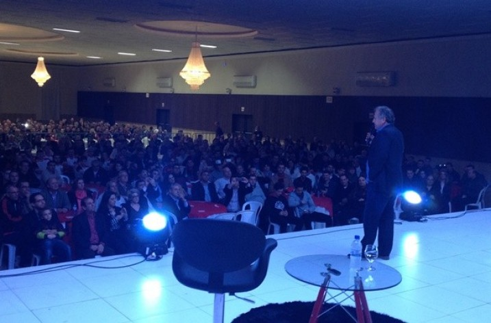 Criciúma recebe palestra de Zico