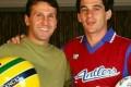 Baú do Zico: Encontro com Ayrton Senna