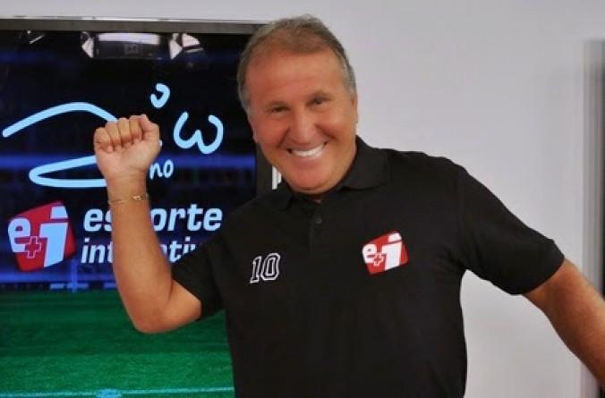 Esporte Interativo contará com Zico nas transmissões das oitavas da Champions
