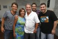Sandra e Zico completam 40 anos de casados
