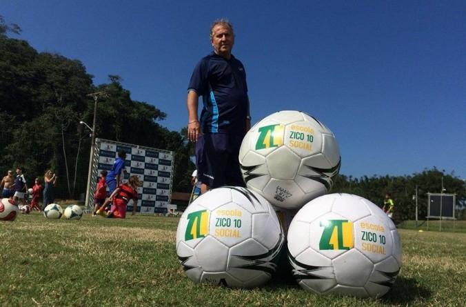 Hotel Portobello receberá Clínica de Futebol da Escola Zico 10