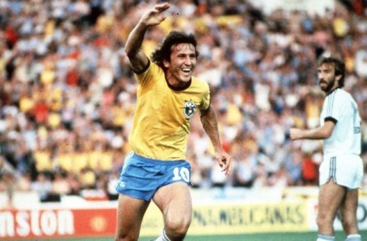 Todos os gols de Zico pela Seleção Brasileira